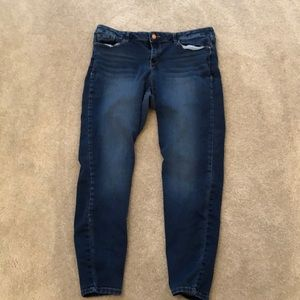 Lei jeans size 17 junior
